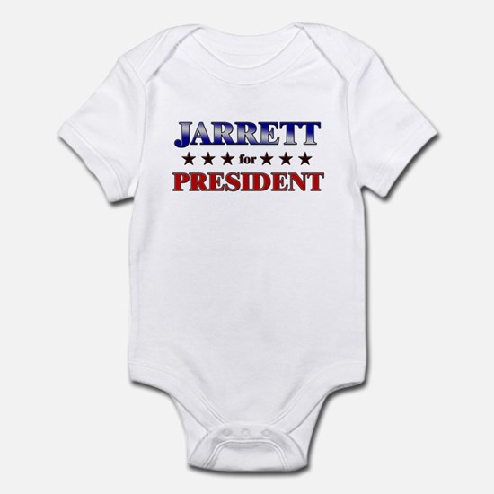 JARRETT for president Infant Bodysuit