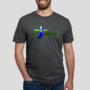 Go Green Frankensteing Body T-Shirt