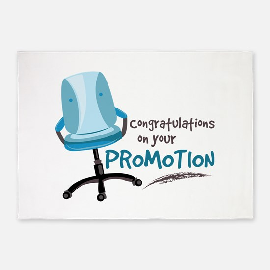 Your Promotion 5'x7'Area Rug