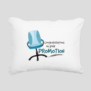 Your Promotion Rectangular Canvas Pillow