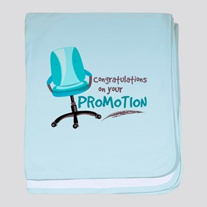 Your Promotion baby blanket