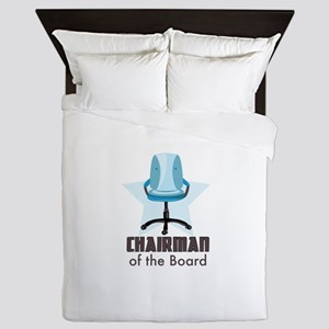 Chairman of Board Queen Duvet