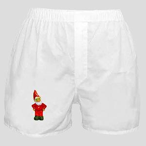 x-mas gnome Boxer Shorts