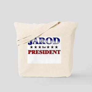 JAROD for president Tote Bag