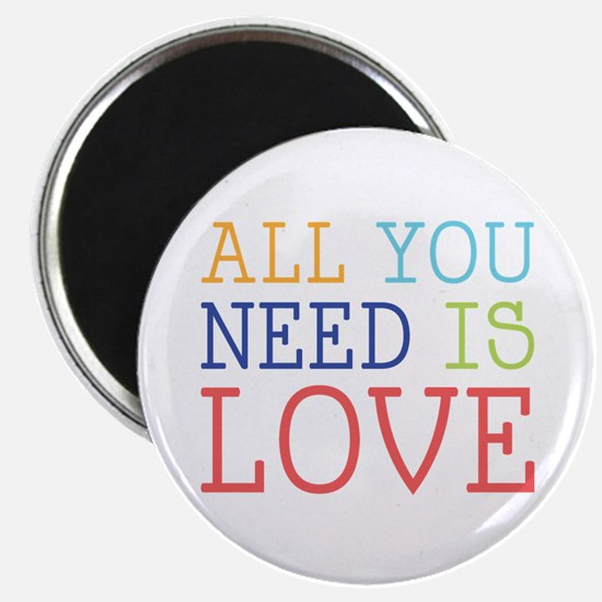 You Need Love Magnets