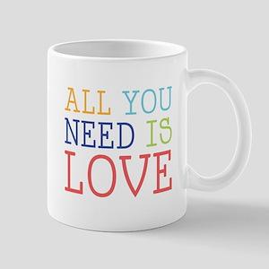 You Need Love Mugs