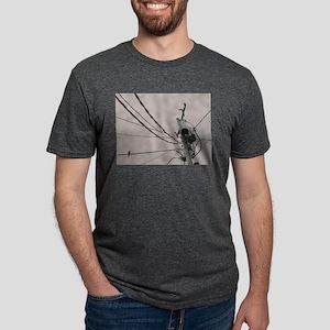lone bird Women's Dark T-Shirt