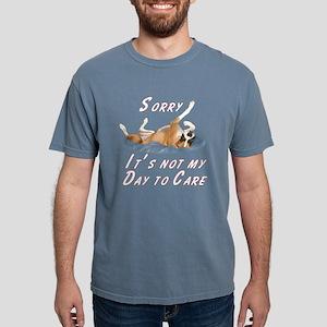 Not My Day to Care Women's Dark T-Shirt