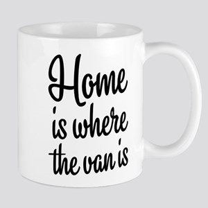 Home is where the van is Mugs