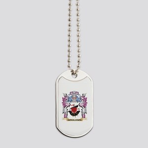 Donaldson Coat of Arms (Family Crest) Dog Tags