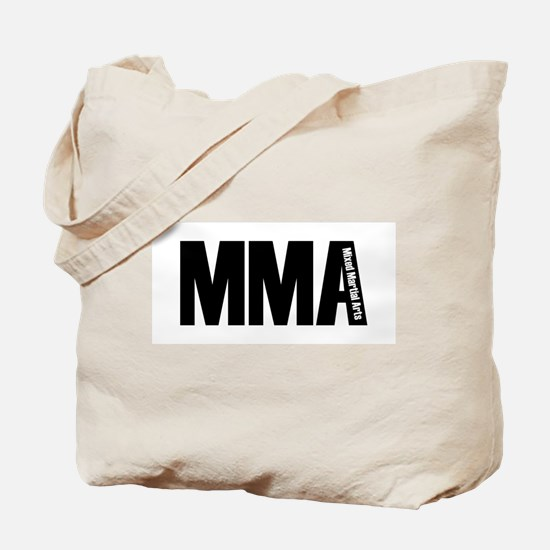 MMA - Mixed Martial Arts Tote Bag