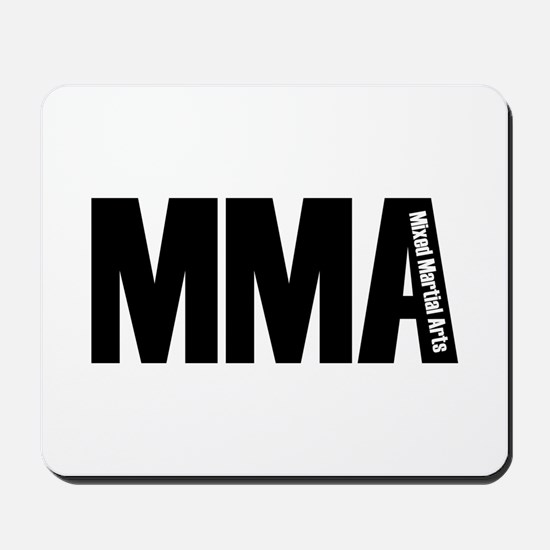 MMA - Mixed Martial Arts Mousepad