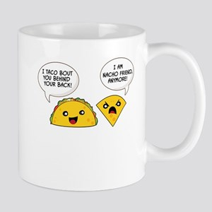 I Am Nacho Friend Mugs