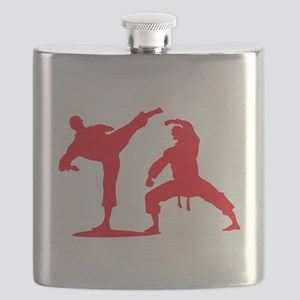 Martial arts Flask