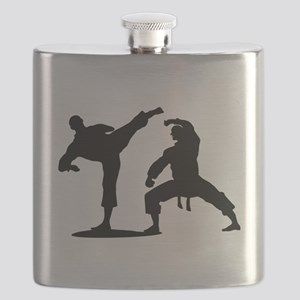 Martial arts Flask
