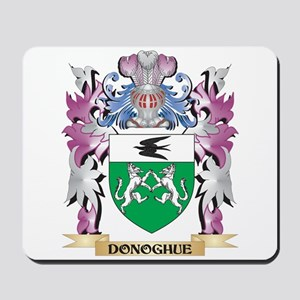 Donoghue Coat of Arms (Family Crest) Mousepad