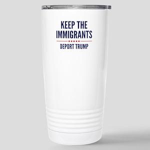 Keep The Immigrants Mugs