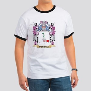Donovan Coat of Arms (Family Crest) T-Shirt
