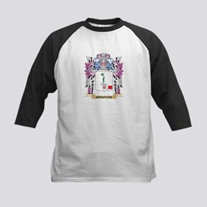 Donovan Coat of Arms (Family Crest Baseball Jersey