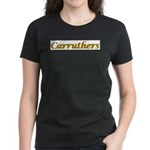 Carruthers Women's Dark T-Shirt