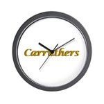 Carruthers Wall Clock