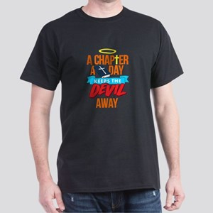 A Chapter A Day Keeps The Devil Away T-Shirt