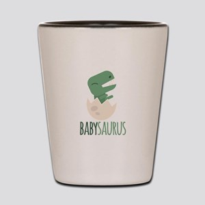 Babysaurus Shot Glass