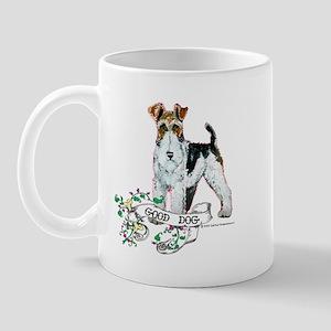 Fox Terrier Good Dog Mug