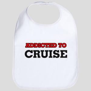 Addicted to Cruise Bib