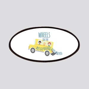 Wheels On Bus Patch