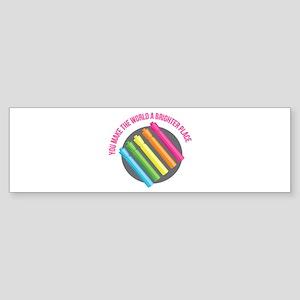 Brighter Place Bumper Sticker