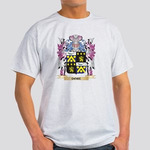 Dore Coat of Arms (Family Crest) T-Shirt