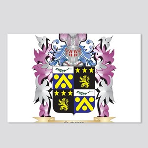 Dore Coat of Arms (Family Postcards (Package of 8)