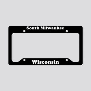 South Milwaukee WI - LPF License Plate Holder