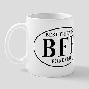 BFF Best Friends Forever Mug