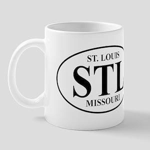 STL St Louis Mug