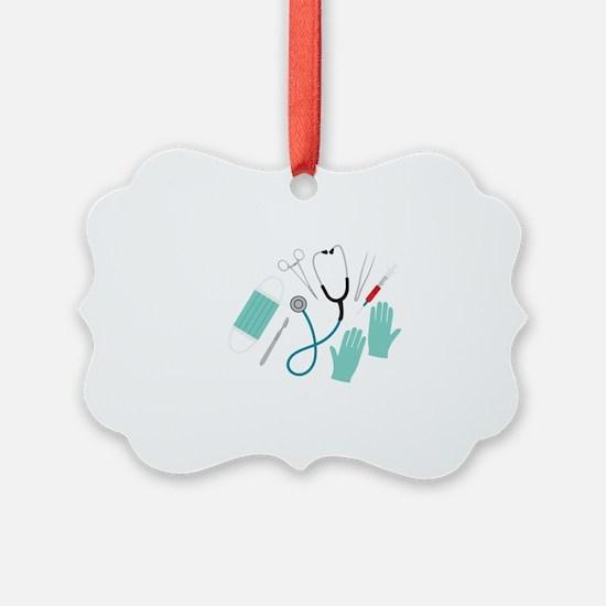 Surgeon Equipment Ornament