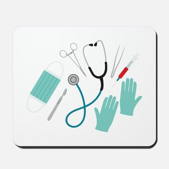 Surgeon Equipment Mousepad