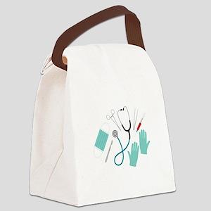 Surgeon Equipment Canvas Lunch Bag