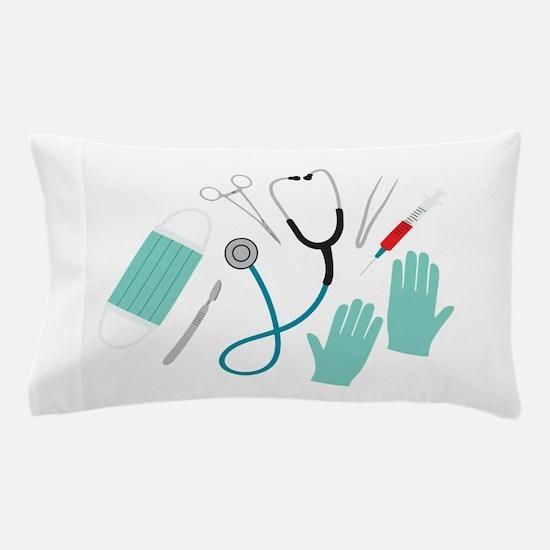 Surgeon Equipment Pillow Case