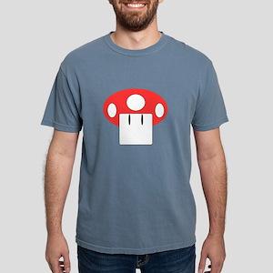 Mario Bros Mushroom big T-Shirt