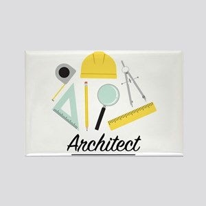 Architect Magnets
