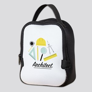 Architect Neoprene Lunch Bag