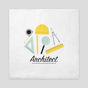 Architect Queen Duvet