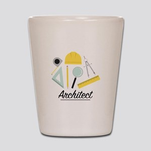 Architect Shot Glass