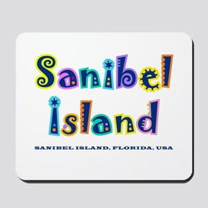 Sanibel Type - Mousepad