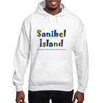 Sanibel Type - Hooded Sweatshirt