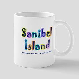 Sanibel Type - Mug