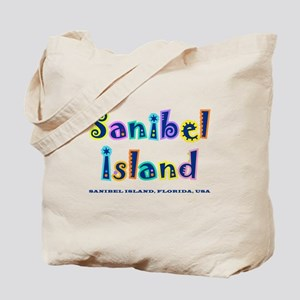 Sanibel Type - Tote or Beach Bag
