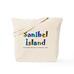 Sanibel Type - Tote or Beach Bag